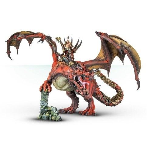 Vorgaroth the Scarred & Skalok the Skull Host of Khorne