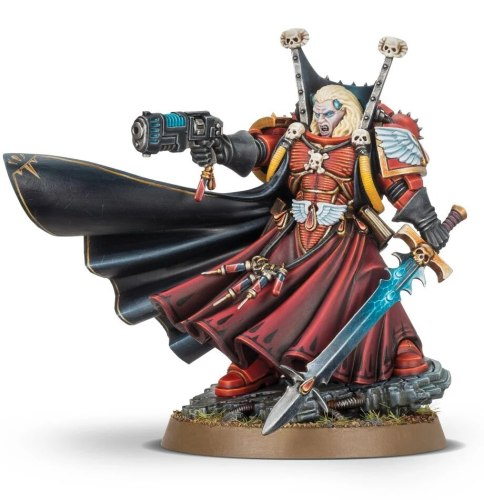 Blood Angels Primaris Mephiston, Lord of Death