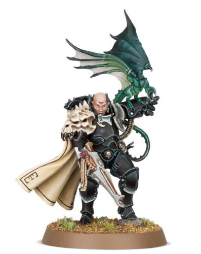 Primaris   Ordo Xenos Lord Inquisitor Kyria Draxus