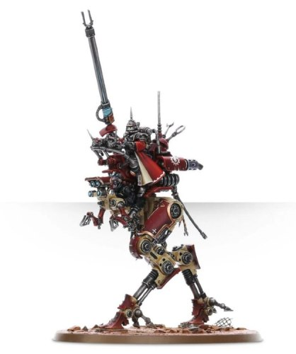 Adeptus Mechanicus Ironstrider Ballistarius / Adeptus Mechanicus Sydonian Dragoon