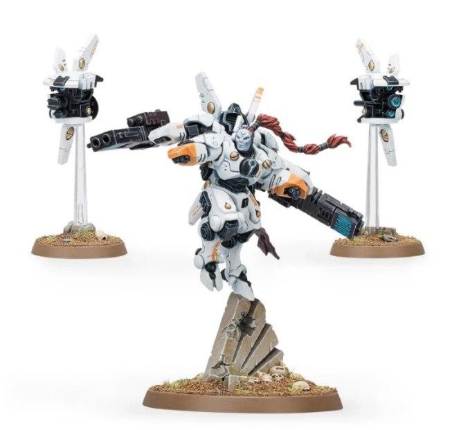 Tau Commander Shadowsun (new)