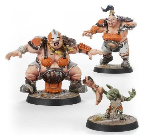 Blood Bowl Ogre Team Booster