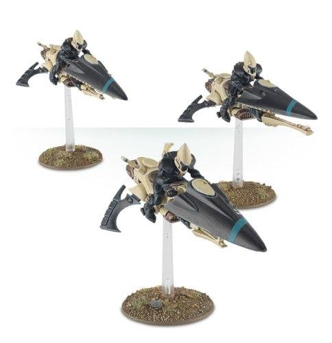 Eldar Windriders/Black Guardian Windriders