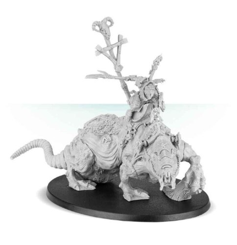 Skaven Clawlord on Brood Horror