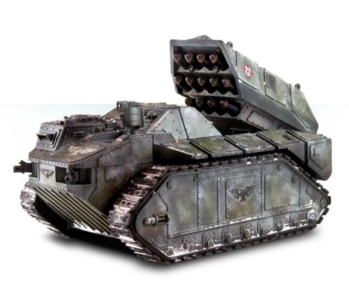 Praetor Armoured Assault Launcher