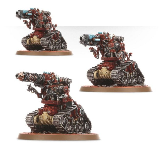Kataphron Destroyers / Kataphron Breachers