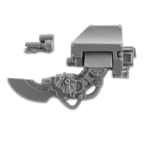 GREY KNIGHT DREADNOUGHT CLOSE COMBAT ARM