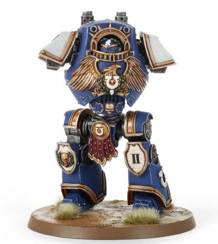 Ultramarines Legion Contemptor Dreadnought BODY