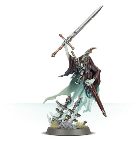 Nighthaunt Knight of Shrouds(Clear Material)