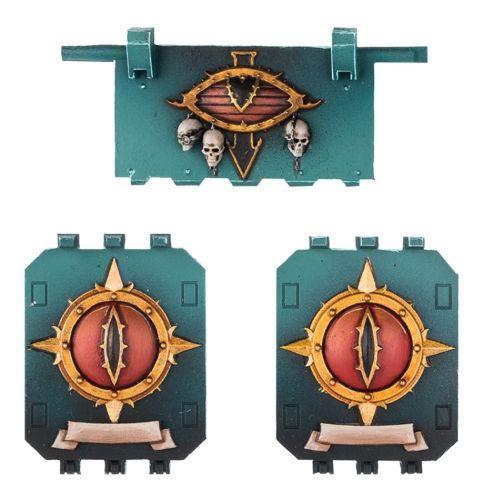 Sons of Horus Land Raider Doors Set 2