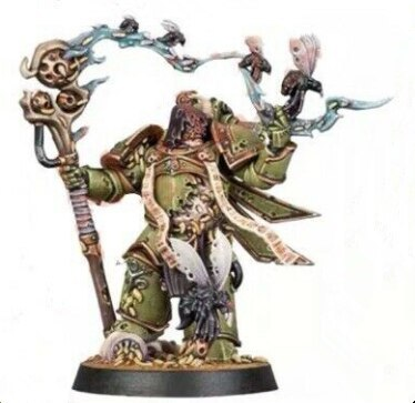 Space Marine Heroes Series 3  JAPAN EXCLUSIVE  DEATH GUARD the seventh