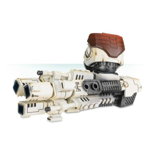 TAU KX139 Ta'unar Supremacy Armour Tri-axis Ion Cannon