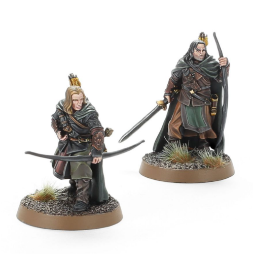 Anborn & Mablung, Rangers of Ithilien