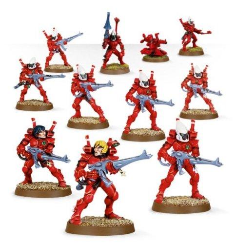 Eldar Guardian Squad