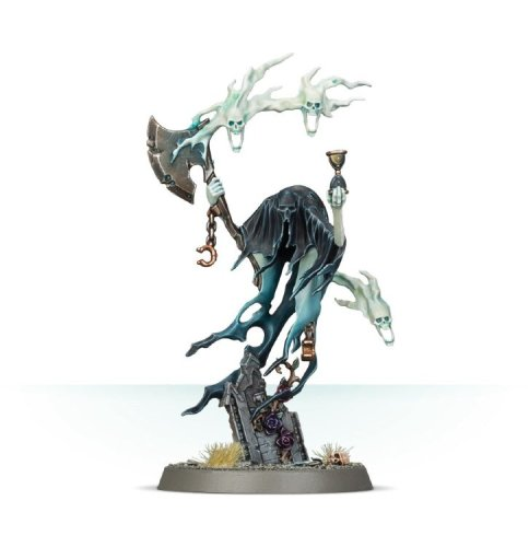 Nighthaunt Liekoron the Executioner(Clear Material)