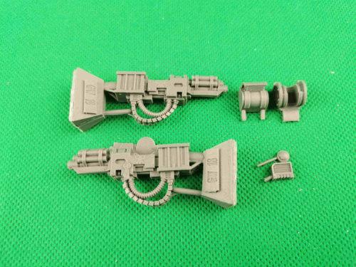 Carab Culln the Risen Leviathan Dreadnought --- Assault Cannon Weapon