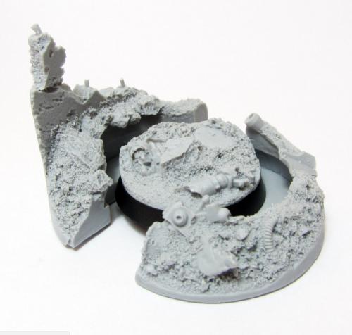 ARMILLUS DYNAT - HARROWMASTER OF THE ALPHA LEGION bits - base