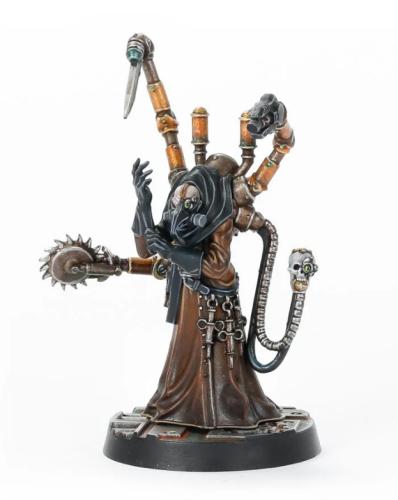 Necromunda Doctor Arachnos Rogue Doc