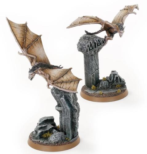 Hobbit Gundabad War Bats