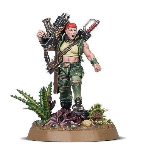 Sergeant Ripper Jackson Store Anniversary Miniature   Limited Edition