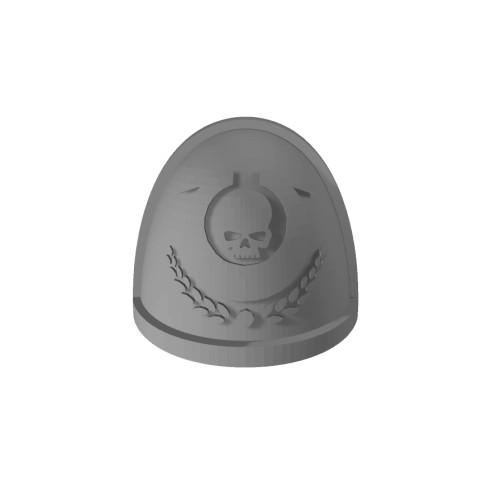 Ultramarines PSM/SM SHOULDER PADS bits