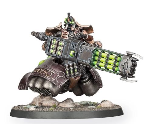 Necron   Lokhust Heavy Destroyer