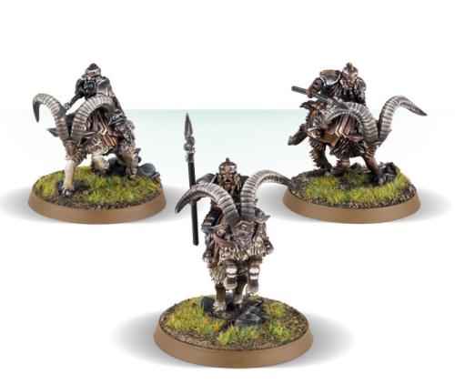 Iron Hills Goat Riders