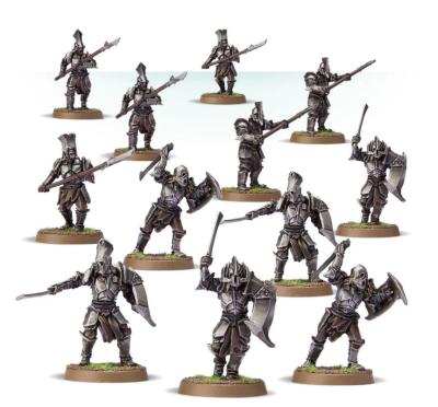 Gundabad Orc Warband