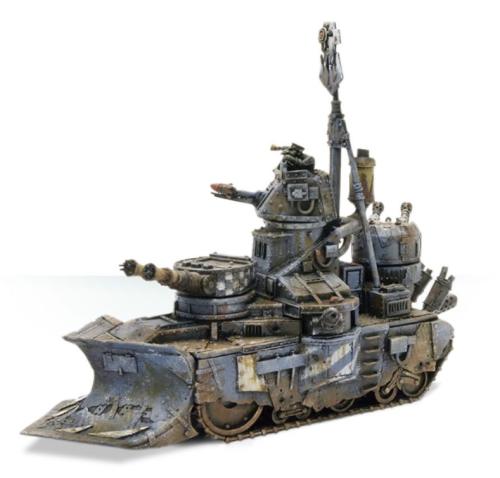ORK Grot Mega Tank