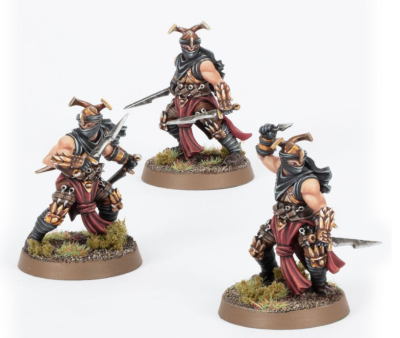 Easterling Dragon Cult Acolytes