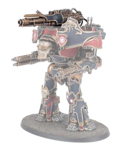 Warbringer Nemesis Titan Belicosa Volcano Cannon