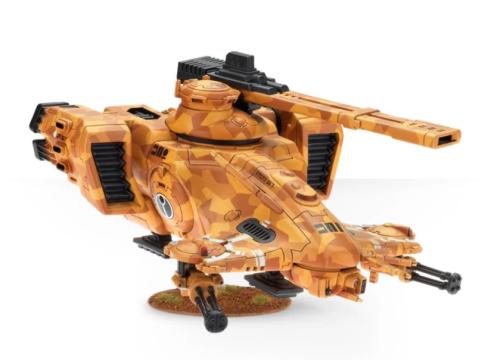 TAU   Hammerhead Gunship