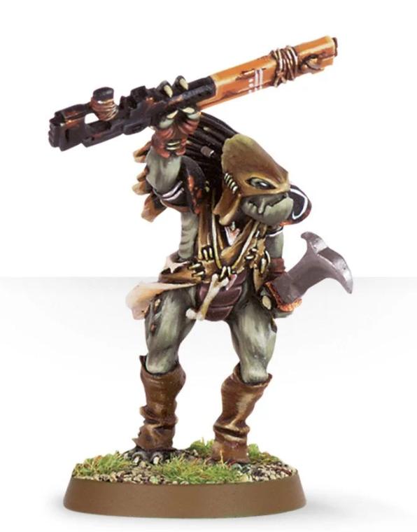 TAU    Kroot Shaper  (Resin)