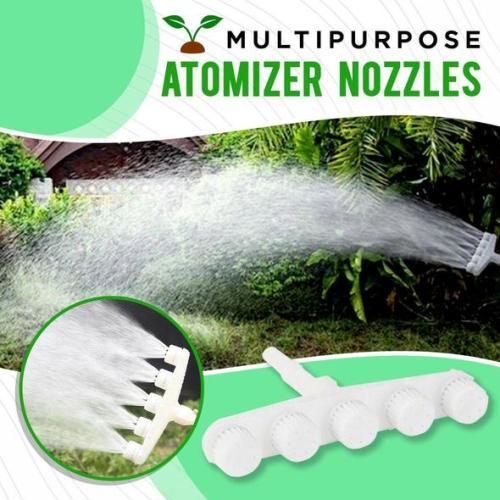 Multipurpose Atomizer Nozzles