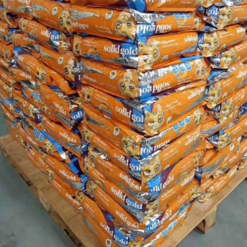 International shipping of pet food