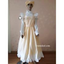 Hataraku Saibou Cells at Work Macrophage Lolita Dress Cosplay Costume