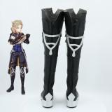 Genshin Impact Hu Tao Albedo Rosaria Cosplay Shoes Boots