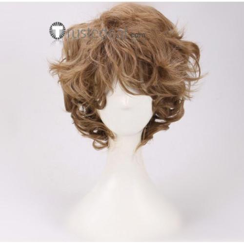 The Hobbits Movie Galadriel Artanis Nerwen Bilbo Baggins Blonde Brown Cosplay Wigs