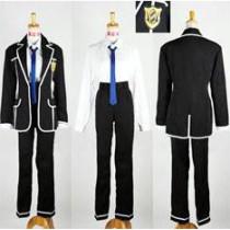 Guilty Crown Boys Uniform Cosplay Costume
