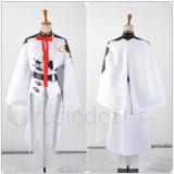Seraph of the End Owari no Serafu Ferid Bathory White Cosplay Costume