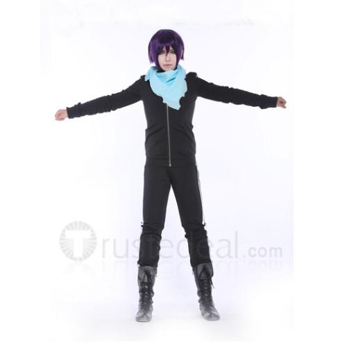 Noragami Yato Jersey Cosplay Costume