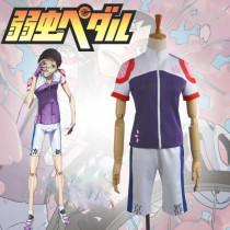 Yowamushi Pedal Kyoto Fushimi High Midousuji Akira Cycling Suit Cosplay Costume