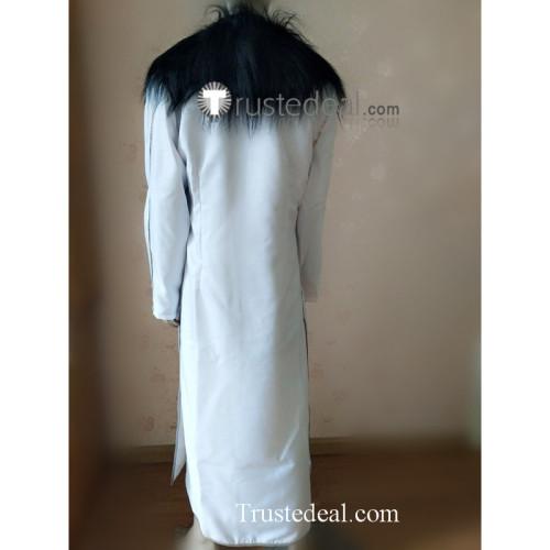 Fruits Basket Hatsuharu Sohma White Coat Cosplay Costume