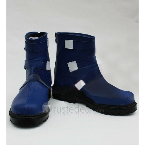 The King of Fighters Chris Cosplay Boots Shoes