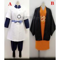 Kimetsu no Yaiba Demon Slayer Aoi Kanzaki Susamaru Cosplay Costumes