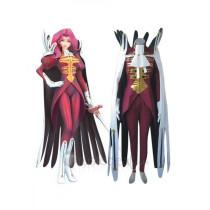 Code Geass Cornelia li Britannia Purple Cosplay Costume