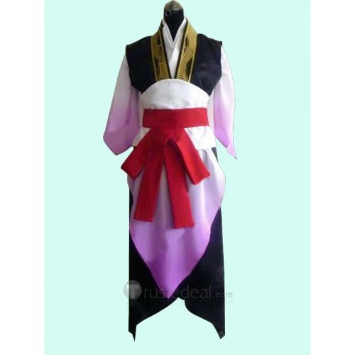 Magi The Labyrinth Of Magic Ren Hakuryu Cosplay Costume