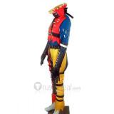Hack--G.U Triedge Azure Flame Kite Cosplay Costumes