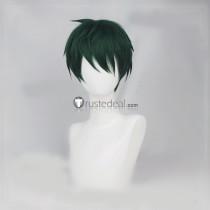 Blend S Kouyou Akizuki Short Dark Green Cosplay Wig