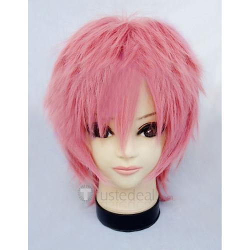Magi The Labyrinth Of Magic Masrur Pink Cosplay Wig